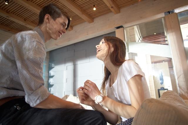女性との会話を盛り上げる方法